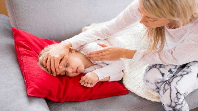 گاستروانتریت (آنفلولانزای معده) در کودکان؛ علل و درمان