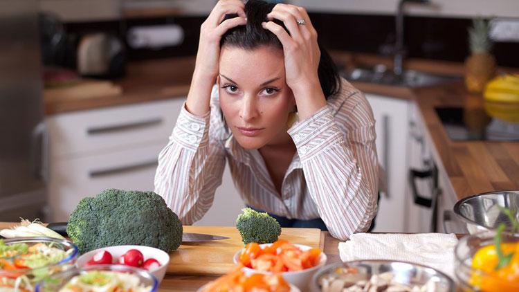 رژیم غذایی مناسب برای کاهش استرس
