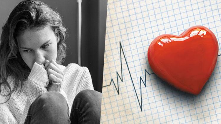 مطالعات نشان میدهد که افسردگی با افزایش خطر بیماری قلبی همراه است