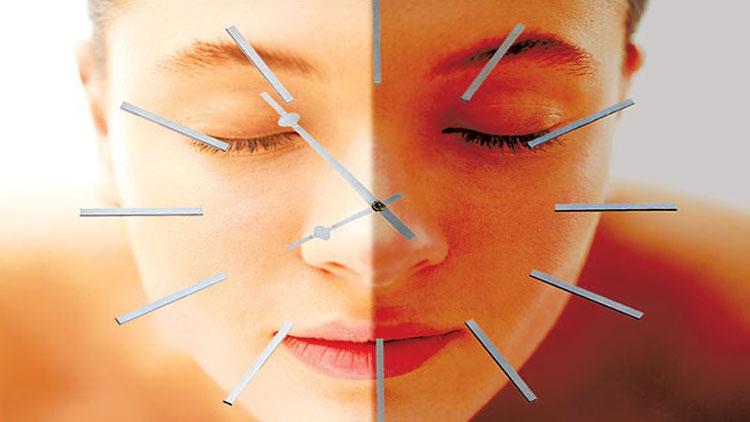 پوست ساعتی دارد مستقل از ساعت مغز