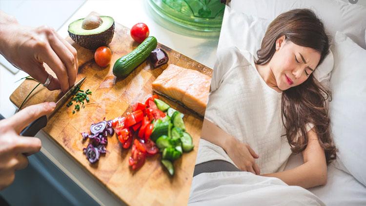 در طول چرخۀ قاعدگی چه غذایی را باید بخورید