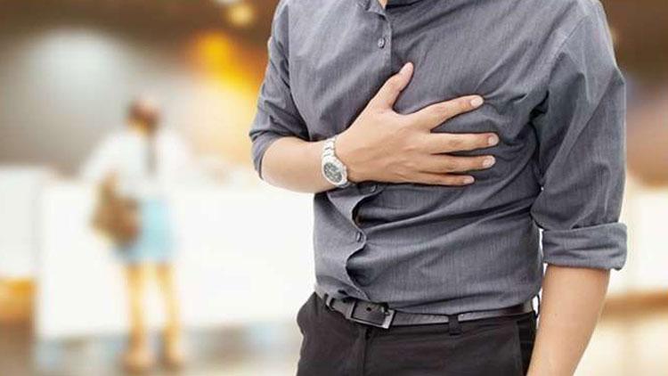 دردی که اضطراب در قفسه سینه ایجاد میکند
