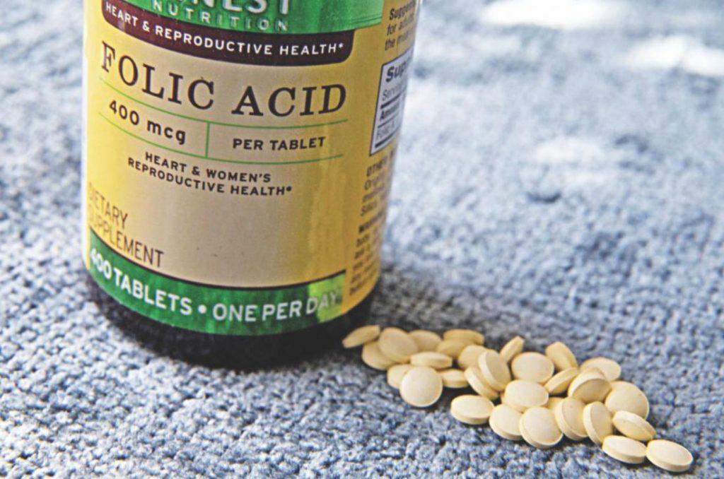 آنچه باید درباره اسید فولیک بدانید