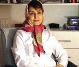 دکتر هدیه سادات سالکفرد