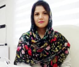 دکتر لیلا احمدیعلیآبادی