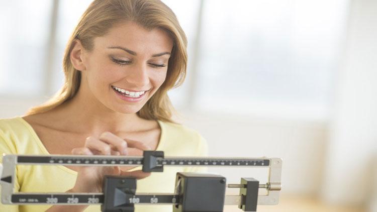 کاهش وزن برای خانمهای بالای ۴۰ سال