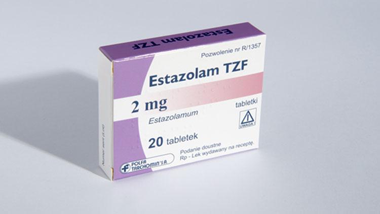 دارونامه؛ آشنایی با استازولام(Estazolam)، داروی ضداضطراب